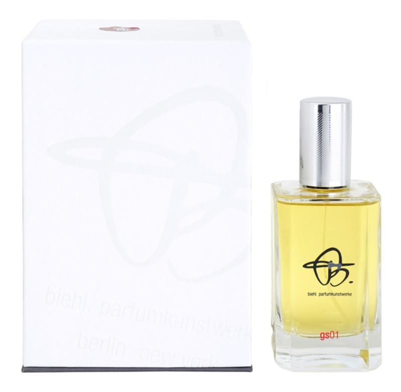 Biehl Parfumkunstwerke GS 01 Eau de Parfum unisex 100 ml