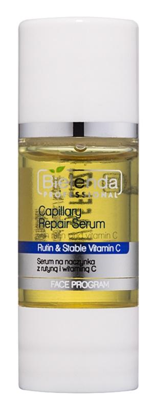 Bielenda Professional Capillary Repair Fortifying Skin Serum for Broken Capillaries and Redness-Prone Skin