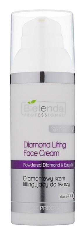 Bielenda Professional Diamond Lifting Cremă de zi pentru piele matură SPF 15