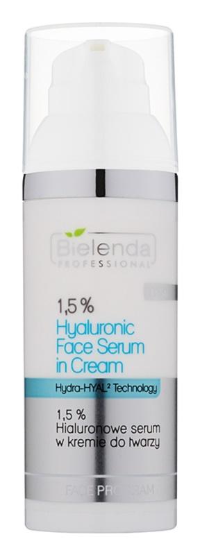 Bielenda Professional Hydra-Hyal Technology krémové sérum s kyselinou hyaluronovou