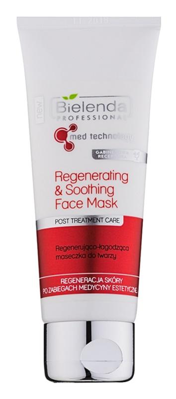 Bielenda Professional Med Technology zklidňující a regenerační maska