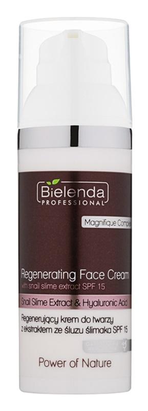 Bielenda Professional Power of Nature Restoring Cream SPF15