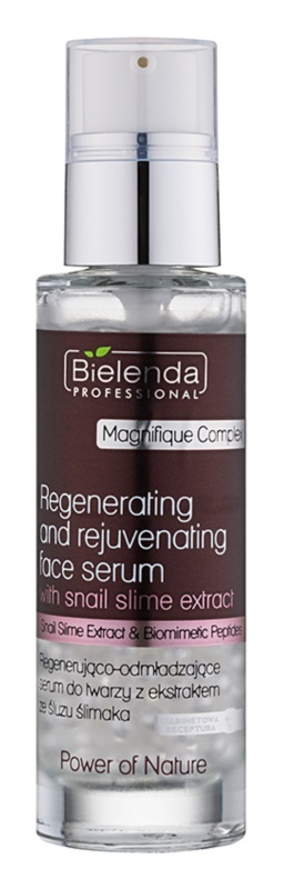 Bielenda Professional Power of Nature regenerierendes Serum zur Verjüngung der Haut