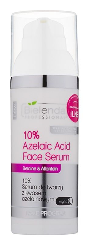 Bielenda Professional Sensitive Skin siero notte viso