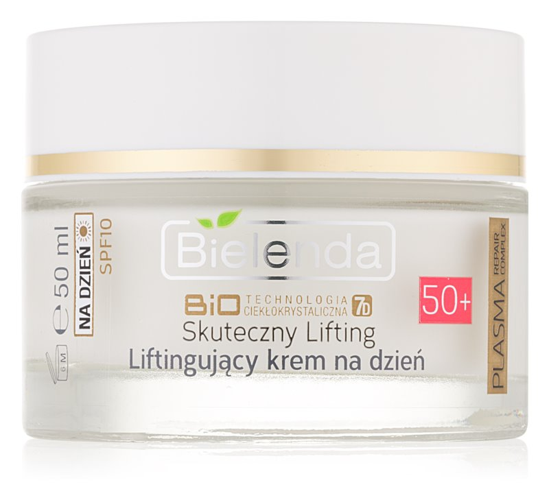 Bielenda Effective Lifting Dagcrème tegen Rimpels  met Lifting Effect