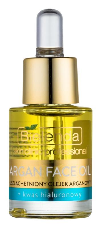 Bielenda Skin Clinic Professional Moisturizing ulje za zaglađivanje za intenzivnu hidrataciju lica