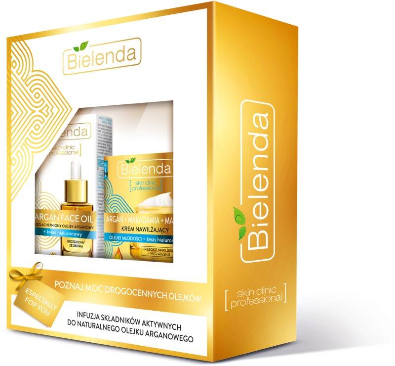 Bielenda Skin Clinic Professional Moisturizing kosmetická sada II.