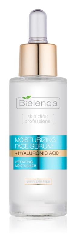 Bielenda Skin Clinic Professional Moisturizing feuchtigkeitsspendendes Hautserum