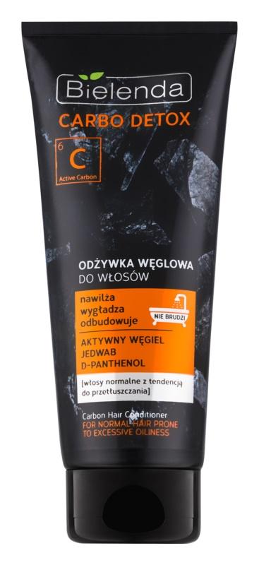 Bielenda Carbo Detox Active Carbon Conditioner mit Aktivkohle
