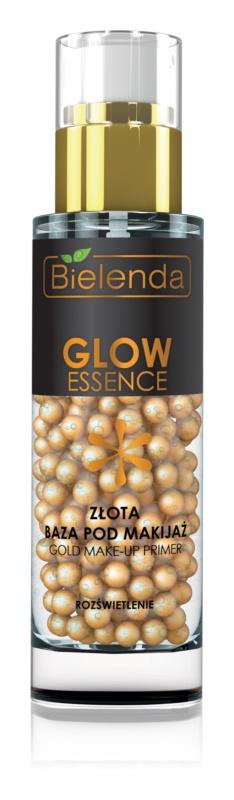Bielenda Glow Essence Make-up Basis zum Aufklaren der Haut