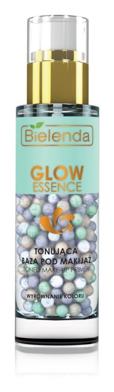 Bielenda Glow Essence baza de machiaj pentru uniformizarea nuantei tenului