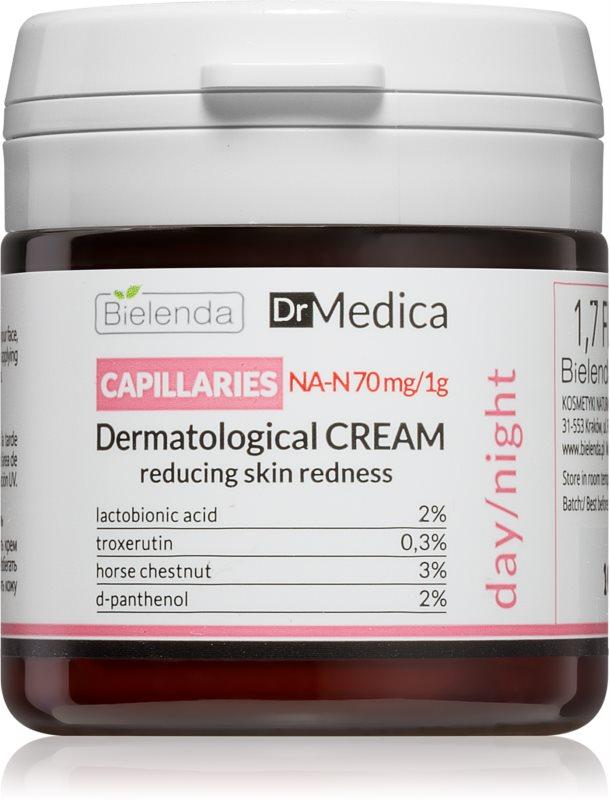 Bielenda Dr. Medica Capillaries Crème tegen Roodheid en Couperose