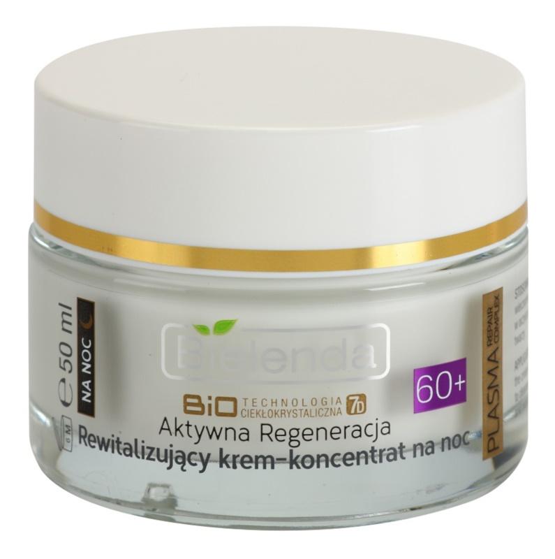 Bielenda Active Regeneration 60+ Herstellende Nachtcrème tegen Rimpels