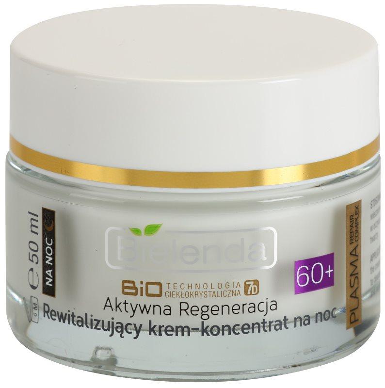 Bielenda Active Regeneration 60+ відновлюючий нічний крем проти зморшок