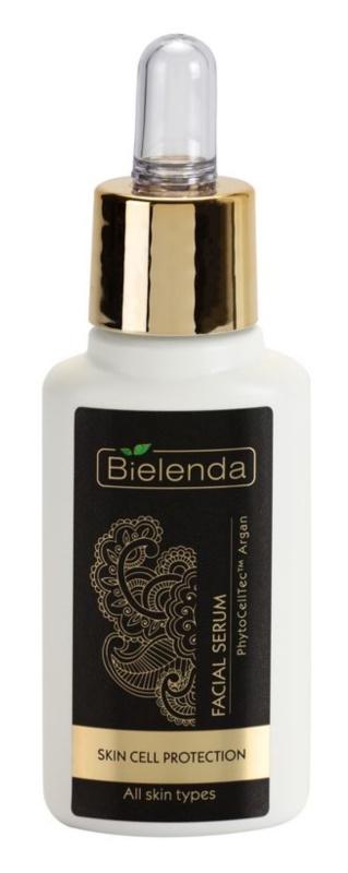Bielenda Argan Face Oil PhytoCellTec інтенсивна сироватка для відновлення клітин шкіри