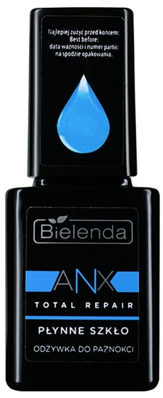Bielenda AXN Total Repair Liquid Glass balsam regenerator pentru unghii