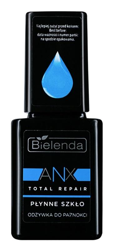 Bielenda AXN Total Repair Liquid Glass відновлюючий кондиціонер для нігтів