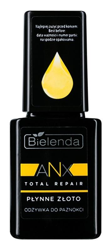 Bielenda AXN Total Repair Liquid Gold après-shampoing régénérant ongles