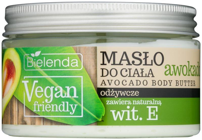 Bielenda Vegan Friendly Avocado masło do ciała