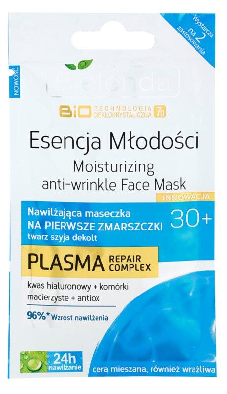 Bielenda BioTech 7D Essence of Youth 30+ hydratační maska pro první vrásky