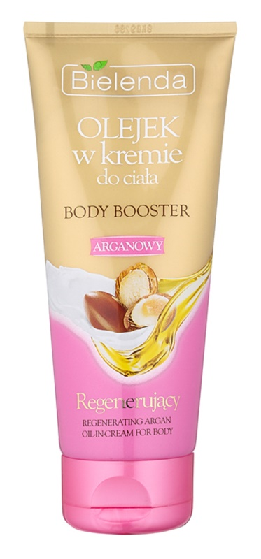 Bielenda Body Booster Argan Oil Regenerating Body Cream