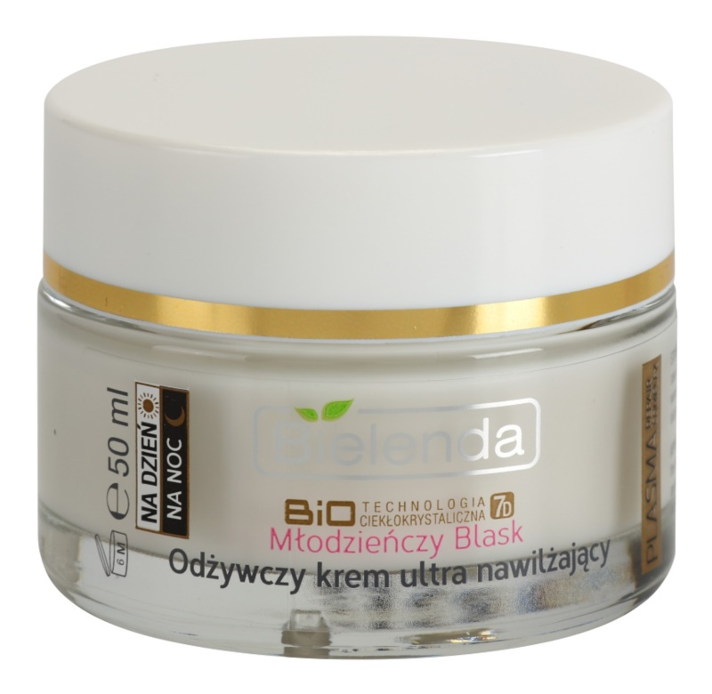 Bielenda BioTech 7D Youthful Glow Nourishing Moisturiser for Dry and Sensitive Skin