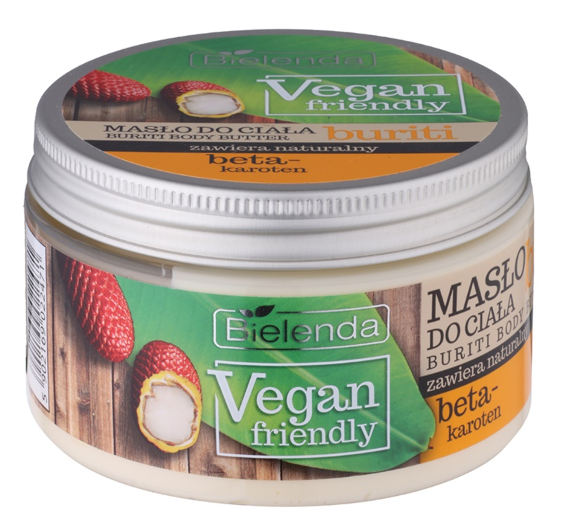 Bielenda Vegan Friendly Buriti burro corpo
