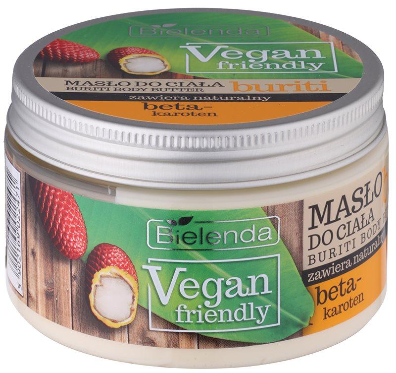 Bielenda Vegan Friendly Buriti maslac za tijelo