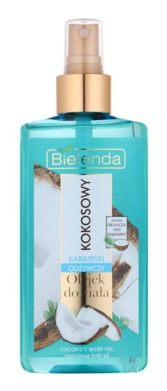 Bielenda Tropical Oils Coconut nährendes Bodyöl