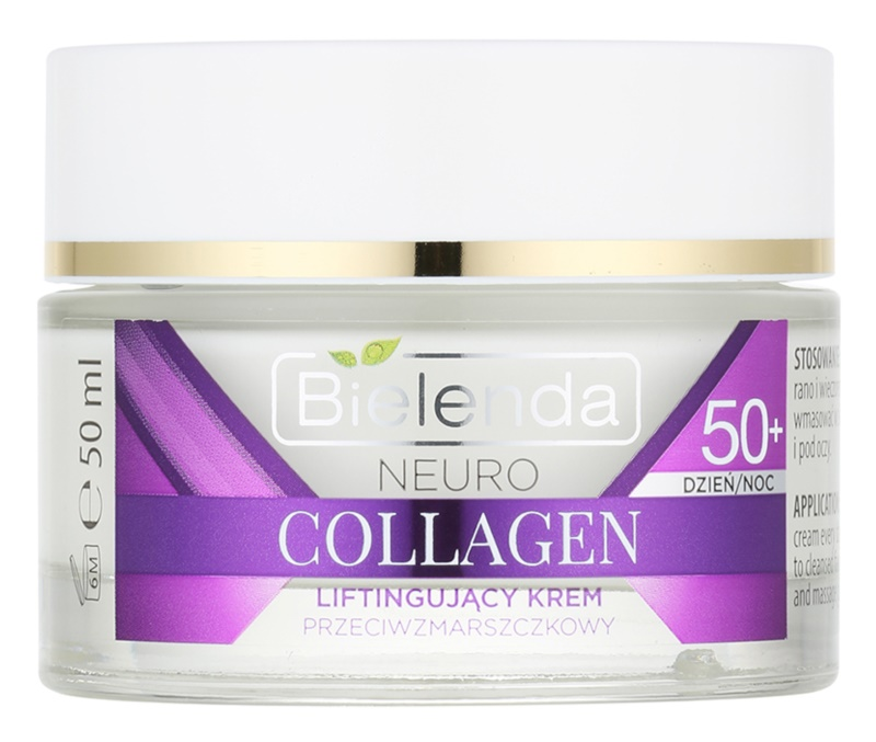 Bielenda Neuro Collagen crème liftante 50+
