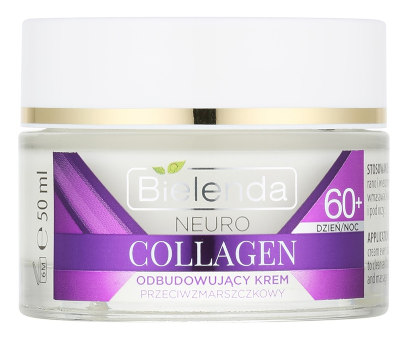 Bielenda Neuro Collagen Anti-Wrinkle Regenerating Moisturiser 60+