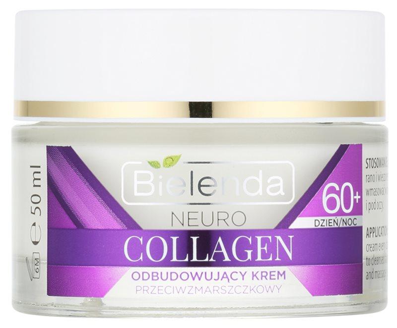 Bielenda Neuro Collagen crema rigenerante antirughe 60+