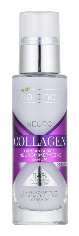 """Bielenda Neuro Collagen Siero - olio """"giovinezza"""" viso effetto antirughe"""