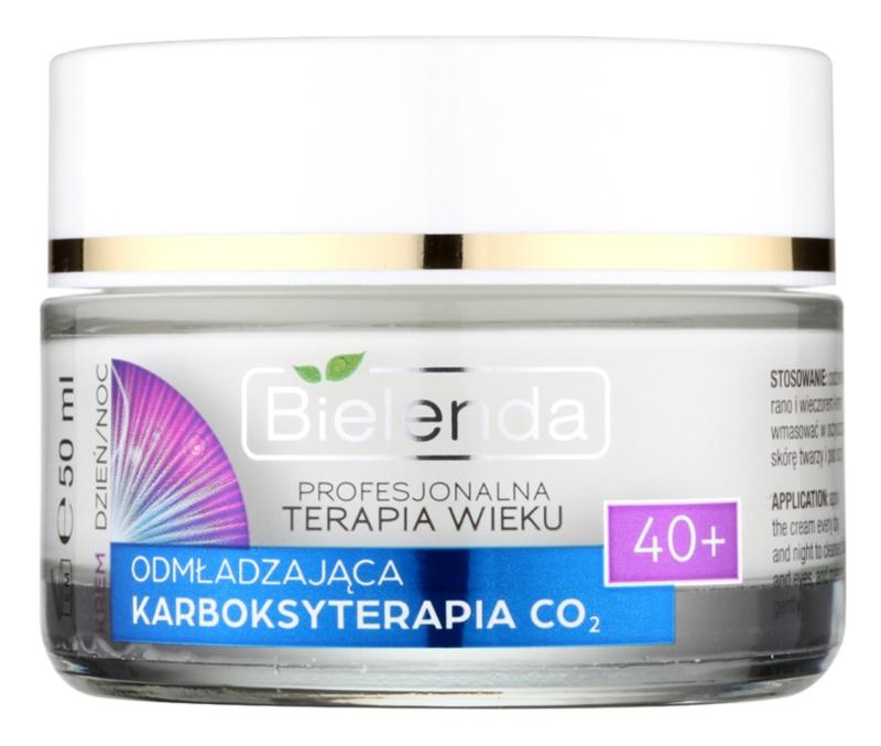 Bielenda Professional Age Therapy Rejuvenating Carboxytherapy CO2 crema antirughe 40+