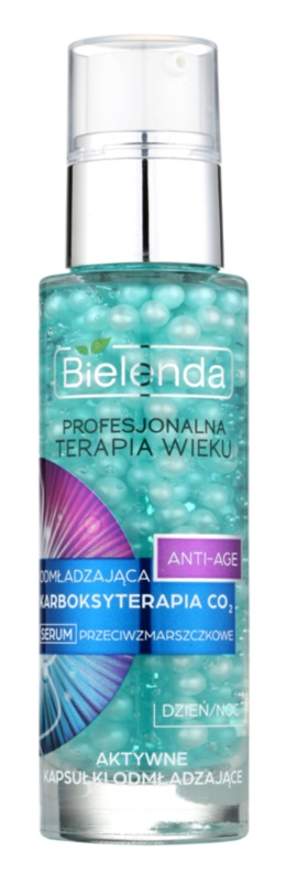 Bielenda Professional Age Therapy Rejuvenating Carboxytherapy CO2 sérum anti-rides