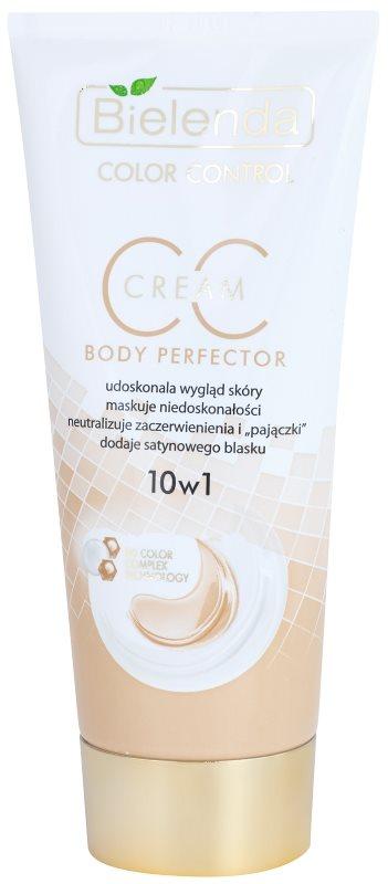 Bielenda Color Control Body Perfector CC crème corps effet lissant