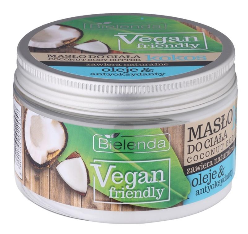 Bielenda Vegan Friendly Coconut manteiga corporal