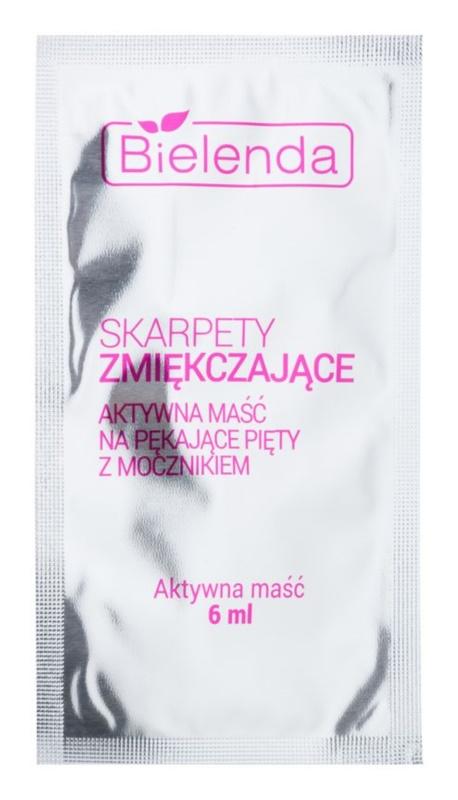 Bielenda Comfort+ soin adoucissant de la peau fissurée des plantes de pieds