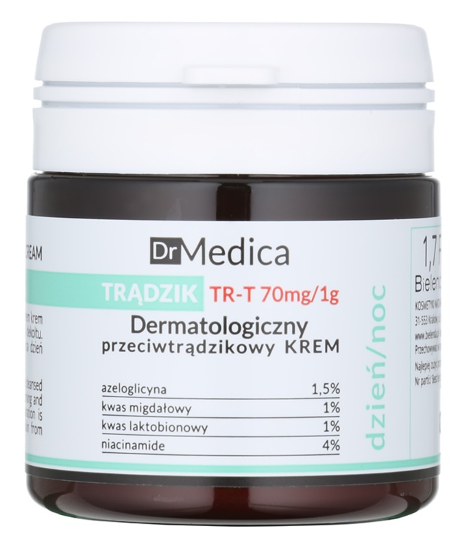 Bielenda Dr Medica Acne crema dermatologica per pelli problematiche