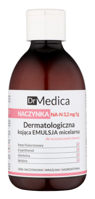 Bielenda Dr Medica Capillaries Cleansing Micellar Lotion to Widespread and Bursting Veins
