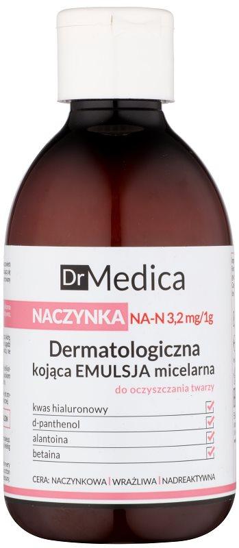 Bielenda Dr Medica Capillaries oczyszczająca emulsja micelarna na rozszerzone i popękane naczynka