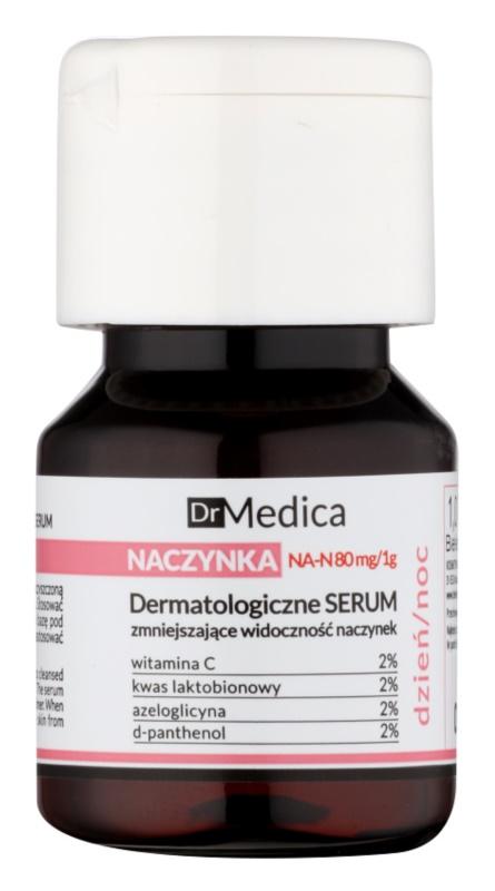 Bielenda Dr Medica Capillaries dermatologické sérum na rozšířené a popraskané žilky