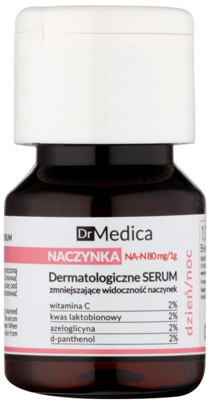 Bielenda Dr Medica Capillaries siero dermatologico per capillari dilatati e rotti