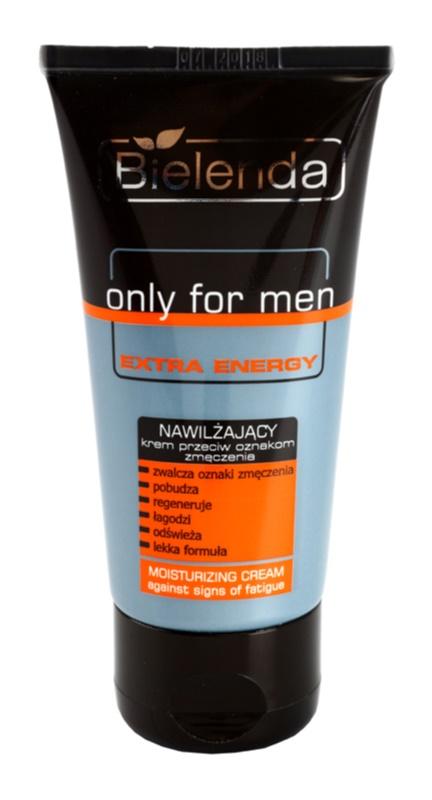 Bielenda Only for Men Extra Energy crema idratante intensa contro i segni di stanchezza