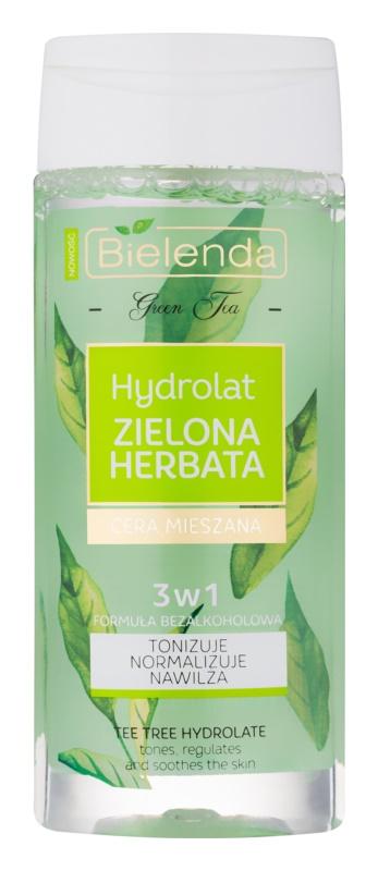 Bielenda Green Tea Hydraterende Tonic voor Gemengde en Vette Huid