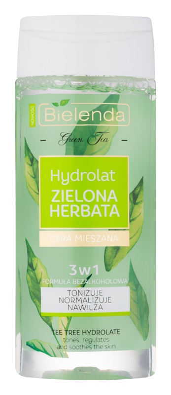 Bielenda Green Tea Moisturizing Toner for Oily and Combiantion Skin