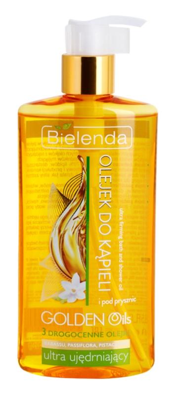Bielenda Golden Oils Ultra Firming żel do kąpieli i pod prysznic ujędrniający