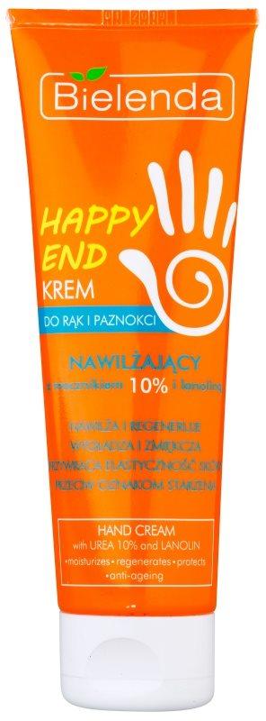 Bielenda Happy End krem nawilżająco-zmiękczający do rąk i paznokci