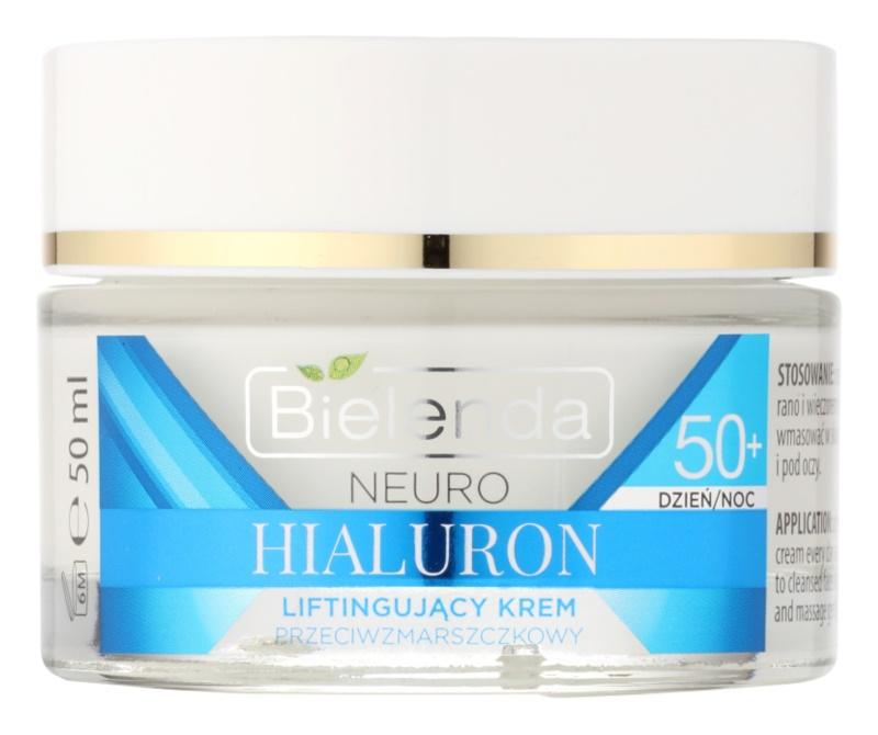 Bielenda Neuro Hyaluron Crema concetrata cu efect lifting