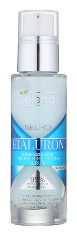 Bielenda Neuro Hyaluron Verjongende Serum  met Glad makende Effect